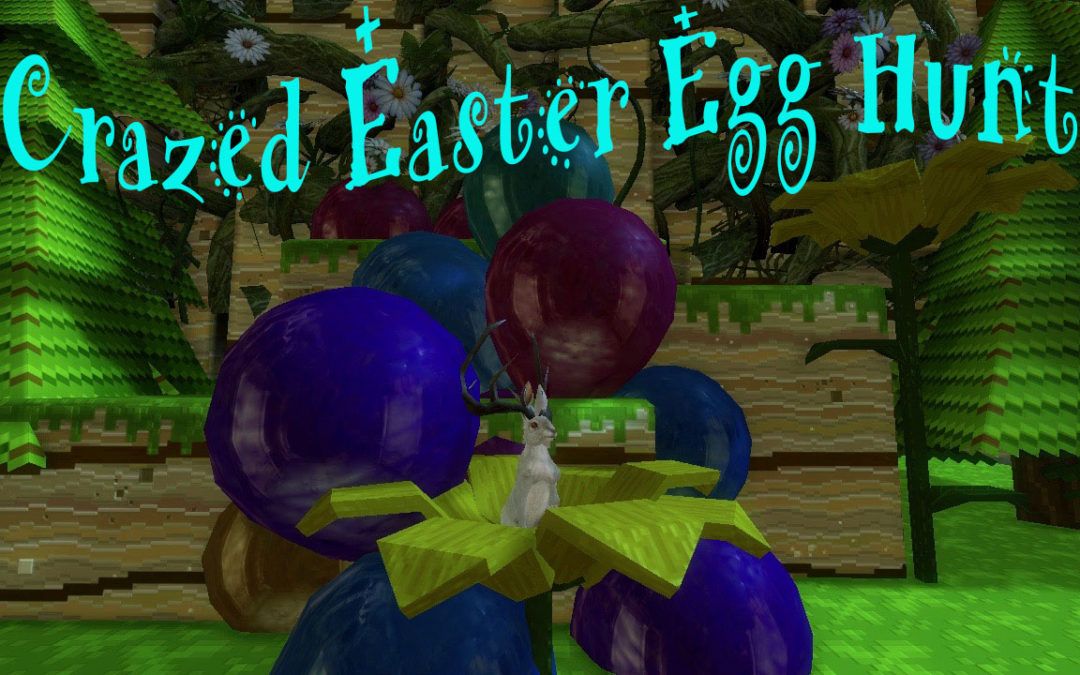 Crazed Easter Egg Hunt