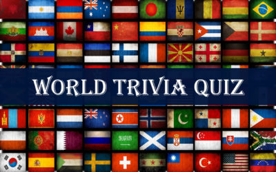World Trivia Quiz this Wednesday