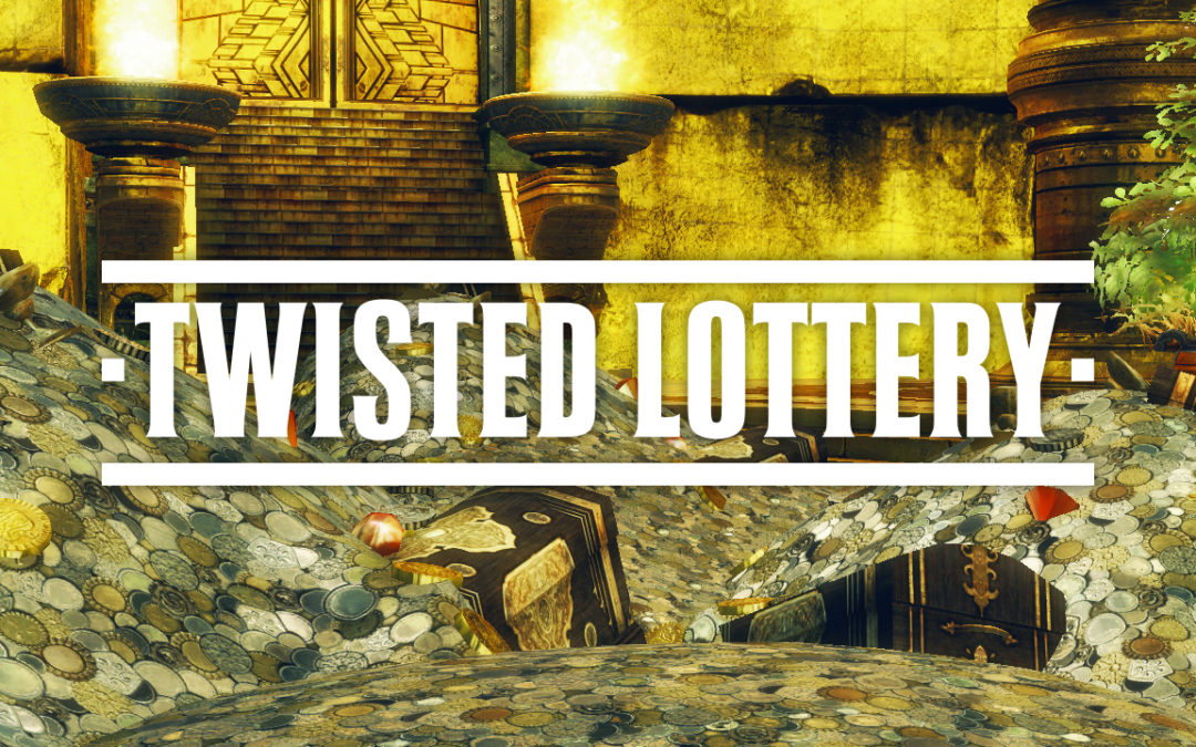 Twisted Lottery – May 2017